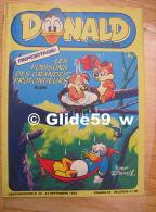 Donald Magazine - N° 38 - 23 Septembre 1983 - Autre Magazines