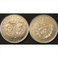 1991-MN-4 CUBA. KM 365. 1$ 1991. DISCOVERY OF AMERICA. DESCUBRIMIENTO DE AMERICA. HERMANOS PINZON. UNC. - Cuba