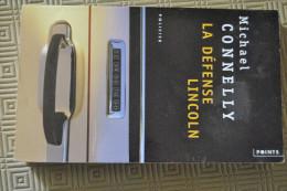 La Défense Lincoln Michael Connelly  Pocket  N° 1690   2007 - Autres