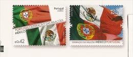 Portugal  ** & Celebrações Das Relações Portugal - México  2014 - Stamps