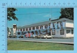 St-Jean-port-Joli ( Restaurant Denis, Postcard Carte Postale CPM ) P. Quebec Recto/Verso - Quebec