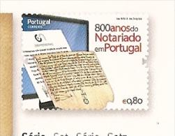 Portugal  ** & 800 Aniv. Da Profissão De Notário 2014 - 1910 - ... Repubblica