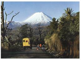 (75) New Zealand - Mt Ngauruhoe - Northern Mariana Islands