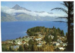 (75) New Zealand - Lake Wakatipu - Northern Mariana Islands