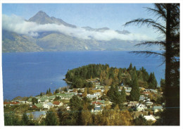 (75) New Zealand - Lake Wakatipu - Mariannes