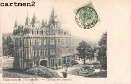 ENVIRONS DE FLORENVILLE CHATEAU DES AMEROIS 1900 DESAUNOY EDITEUR - Florenville