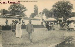L'ISLE-ADAM LA PLAGE 95 - L'Isle Adam