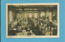 VIZELLA VIZELA - 1920's - Hotel Sul Americano - Sala De Jantar - PORTUGAL - 2 SCANS - Braga