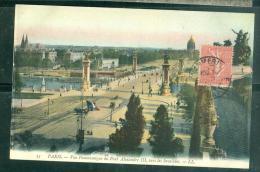 N°33  -  Paris - Vue Panoramique Du Pont Alexandre III , Vers Les Invalides    Fal93 - Bruggen