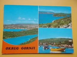 Okrug Gornji, Island Ciovo - Croatie