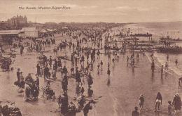 WESTON SUPER MARE- THE SANDS - Weston-Super-Mare