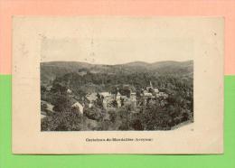 CPA  FRANCE  12  ~  CASTELNAU-de-MANDAILLES  ~  Vue Générale  ( En 1925 ) - France