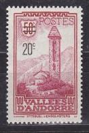 Andorre - Yvert N° 46 Xx (MNH) - Cote 35 Euros - Prix De Départ 10 Euros - Andorre Français