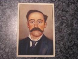 ROBERT PEARY Explorateur Chromo N° 87 Personnage Soie à Coudre GUTERMANN Gütermann Chromos Vignette Trading Card - Non Classés