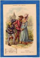 Collection Muscolosine Byla- Francia- Historia Del Vestido-costumes De Françe-moyen Age TTB-années 1900 - Chromos