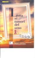 """FOLDER ITALIA 2006 """"LOTTA AI TUMORI DEL SENO - 28° CONGRESSO INT.LE DI MEDICINA DEL LAVORO"""" - 6. 1946-.. Republic"""