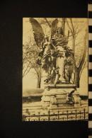 CP, 75, PARIS, N° 287, Ranelagh - Monument De La Fontaine, Dos Simple, Vierge - Autres Monuments, édifices
