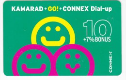 Romania ,  Prepaid Phonecard -  Connex , Camarad , 10 Euro ,  Used - Romania