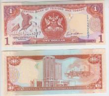 Trinidad And Tobago 1 Dollars 2006 Pick 46 UNC - Trinidad & Tobago