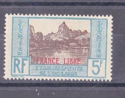 Océanie N ° 141** - Unused Stamps
