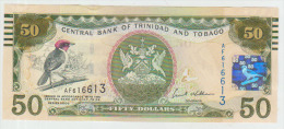 Trinidad And Tobago 50 Dollars 2006 Pick 50 AUNC - Trinidad & Tobago