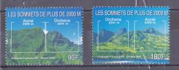 Polynésie N° 623 Et 624** - Polynésie Française