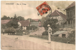 Cpa 90 Offemont Bas Du Village - Offemont