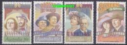 Australia 1989 Movies 4v ** Mnh (19326D) - 1980-89 Elizabeth II