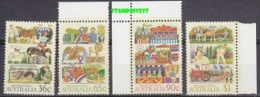 Australia 1987 Agriculture 4v ** Mnh (19326E) - 1980-89 Elizabeth II