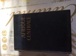 Guide Bleu Afrique Centrale 1962 éditions Hachette - Tourism