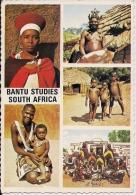 SOUTH AFRICA  SUD AFRICA  Poeple Bantu - Africa