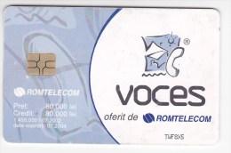 Romania ,  Phonecard  , 2002 ,  Used - Romania