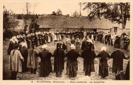 56 PLOËRMEL  Noce Bretonne - La Guedillée - Ploërmel