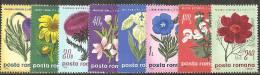 Romania 1970 Nuovo** - Mi.2824/31  Yv.2517/24 - Nuovi