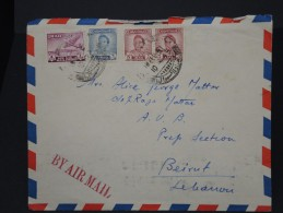 IRAQ - Lot De 5 Lettres Période Années 50 - A étudier - Lot N° 2843 - Iraq