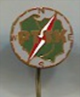 SCOUT, Scoutisme, Eclaireur - Hungary, Vintage Pin  Badge, Enamel - Scoutismo