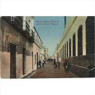 HLVTP7206-LFT402 .Tarjeta Postal DE HUELVA.Casa.Paseando Por Calle Luisa Vazquez En ISLA CRISTINA.Huelva - Huelva