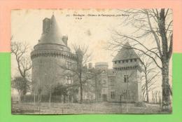 CPA  FRANCE  24  -  SARLAT-la-CANEDA  -  327  Château De Campagnac, Près Belvès  ( P.D.,S. 1907 ) - Sarlat La Caneda