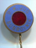 Water Polo Swimming - JUG Dubrovnik, Croatia, Vintage Pin  Badge, Enamel - Water Polo