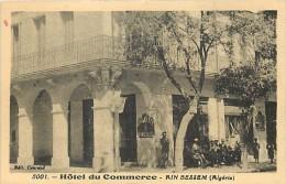 Algerie -ref A203- Hotel Du Commerce A Ain Bessem   - Carte Bon Etat  - - Algerije