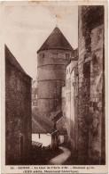 Semur : Tour De L'Orle D'Or (Librairie A. Hospied, N°56) - Semur