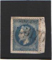 YT N°29 - GC 3170 Rochefort Montagne Sur Fragment   (Puy De Dôme) - Marcophilie (Timbres Détachés)