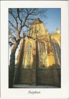 NL.- Zutphen. St. Walburgskerk. Kerk. 2 Scans - Zutphen
