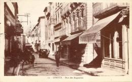 Limoux  - Rue Des Augustins - Limoux