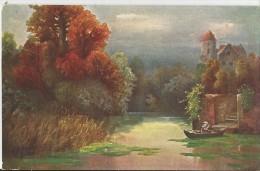 """In Wood  And Dale - Raphël Tuck & Sons """"OILETTE"""" - N°6929 - Tuck, Raphael"""