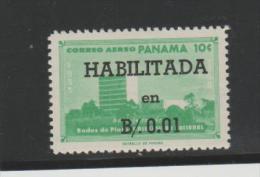 Panama Mi.Nr. 590/ 1961, Flugpost, Neuer Wert ** - Panama
