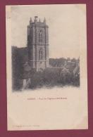 58 - 050215 -DONZY - Tour De L'Eglise (côté Ouest) - - France