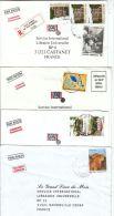 Grèce : 16 Lettres Modernes Pour La France - Collections