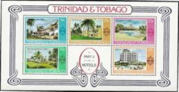 Trinidad & Tobago,  Scott 2015 # 283a,  Issued 1978,  S/S Of 4,  MNH,  Cat $ 4.00, - Trinidad & Tobago (1962-...)