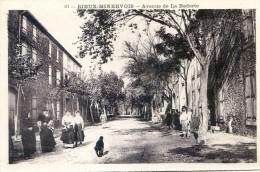 Rieux Minervois - Avenue De La Redorte - Unclassified
